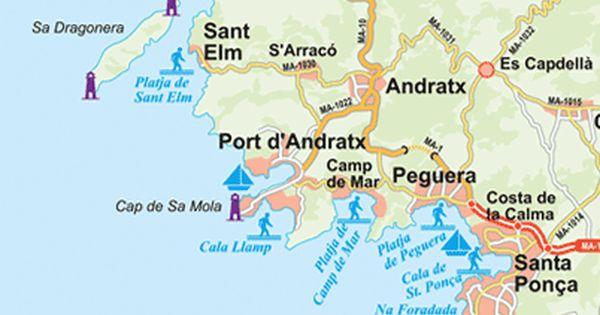 Die Beliebtesten Urlaubsorte Mallorca Ausflug Ausflugsziele