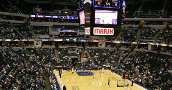 Bankers Life Fieldhouse Go Pacers Bankers Life Fieldhouse