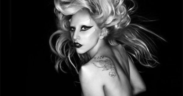 music lady gaga