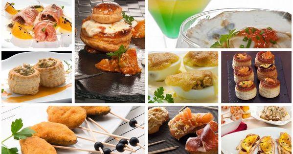 20 aperitivos y canap s f ciles para navidad tes for Canapes y aperitivos