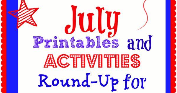 4th of july homeschool activities