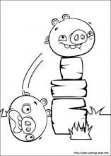 Angry Birds Stella Coloring Pages On Coloring Book Info Coloring