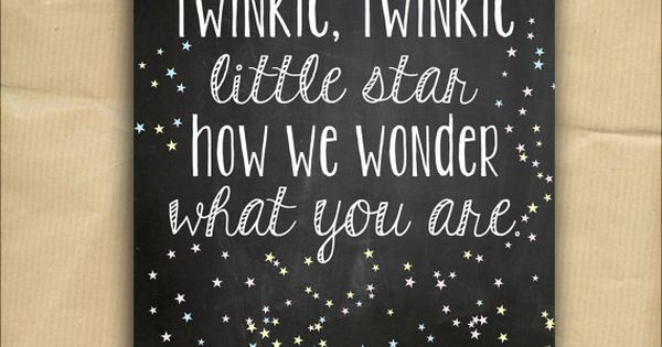 Twinkle Twinkle Gender Reveal Party Decor, Twinkle Twinkle Baby Shower Decor by