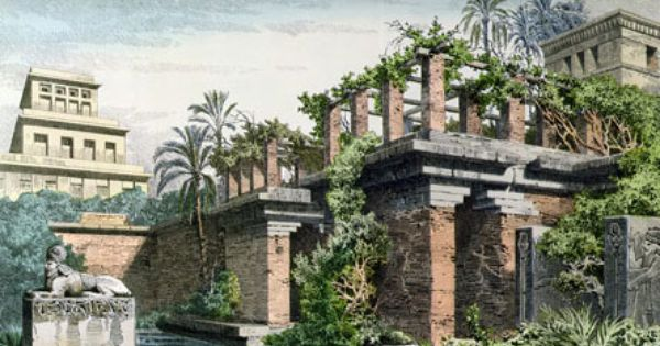 65897a25968fc521b576bb681ea765e1 - How Was The Hanging Gardens Of Babylon Destroyed
