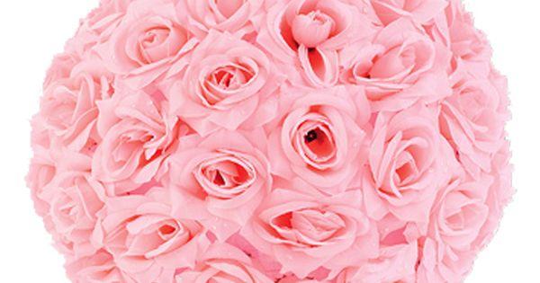 Pink Rose Kissing Ball Lantern Ceiling Light Shade Girl