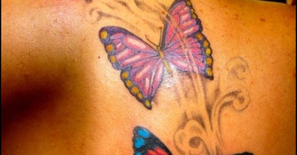 girly tattoos | girly tattoo designs for shoulder , Girly ...