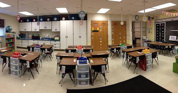 Classroom Layout Desk Arrangement My First Grade