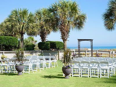 The Breakers Resort Myrtle Beach Weddings Grand Stand