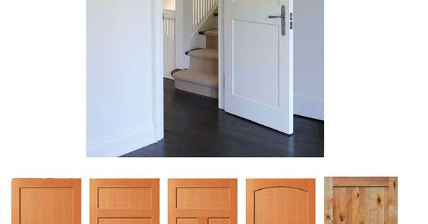Craftsman Interior Shaker Style Interior Doors