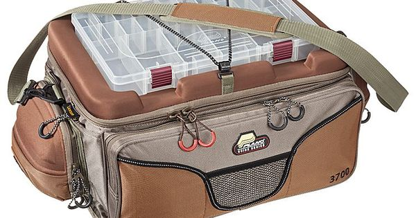 Plano 3750 guide series tackle bag bass pro shops love for Bass pro fishing backpack