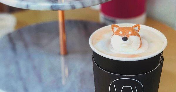 し 柴犬チャイ 台湾カフェ 雨田先生 に全イヌ好きが夢中に macaroni 台湾 ふわふわ スイーツ フォトジェニック スイーツ