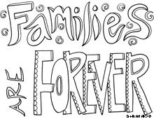 Family Quote Coloring Pages Quote Coloring Pages Family