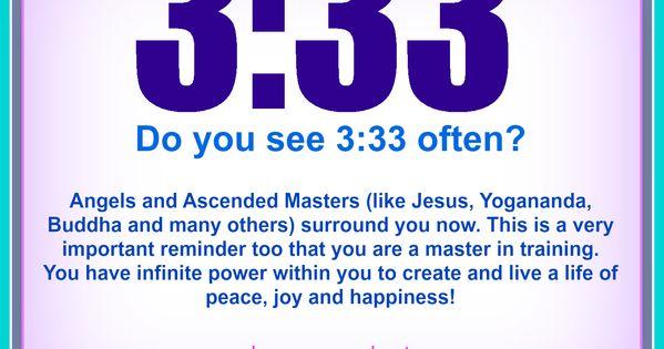 Numerology 333 Ascended Master Angels – Desenhos Para Colorir