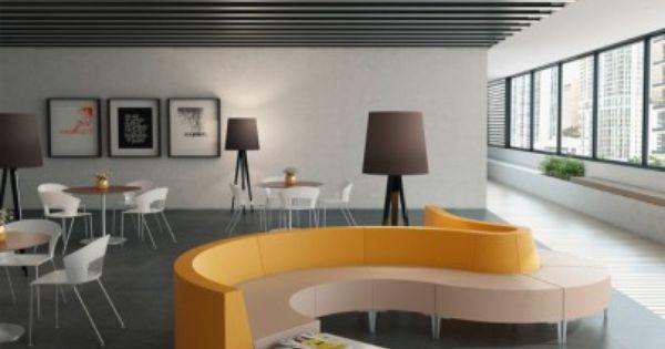 Mobilier design salle de pause 4 salles de pause for Salle de pause