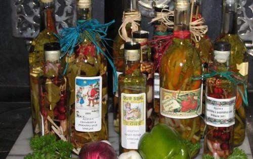 Guidelines For Making Herb Vinegar | Vinegar, Herbs and ...