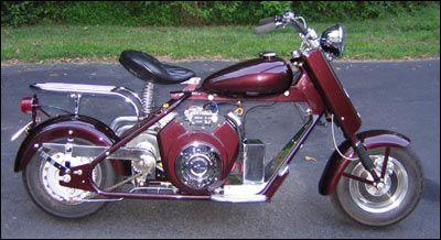 1959 Cushman Eagle Scooter Bike Dirt Bikes For Sale Used Bikes