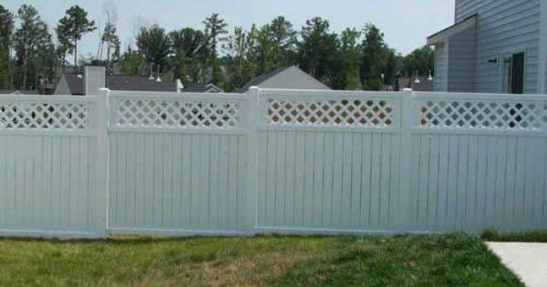 Privacy Fence Vinyl Vinyl Fence Vinyl Privacy Fence Fence