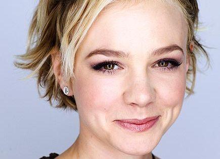 Carey Mulligan. What is the right word? Cute as a button? Are