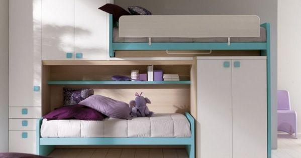 etagenbett doimocityline kinderbetten hochbett geschwister zimmer aufbewahrung kinderzimmer. Black Bedroom Furniture Sets. Home Design Ideas