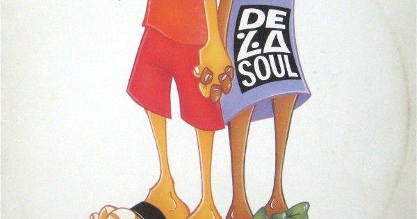 De La Soul A Roller Skating Jam Named Quot Saturdays Quot I