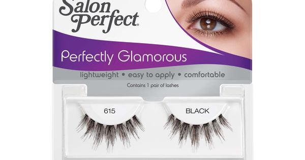 Pick up the perfectly glamorous 615 false lashes now for Salon 615 lashes
