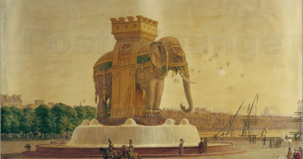 elephant of bastille