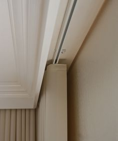 Image Result For Hide Ceiling Track Trim Moulding Basement