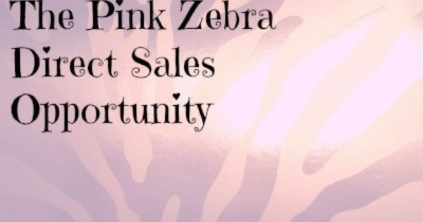 Pink Zebra Independent Consultant Opportunity