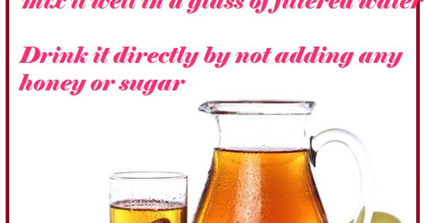 Apple Cider Vinegar For Yeast Infection Find Out Natural