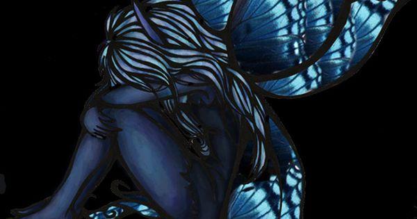 Emo, Fairies and Neon on Pinterest