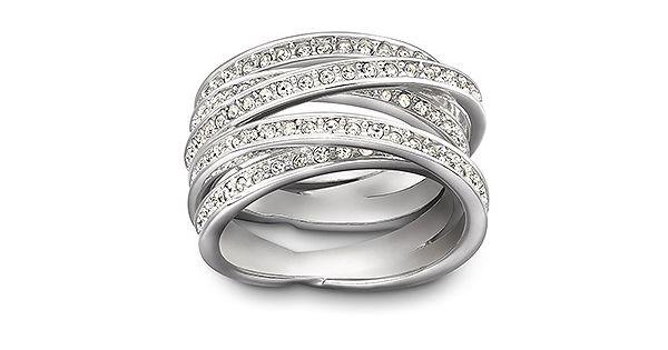 For the registry? Swarovski Spiral Ring
