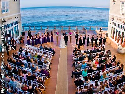 Intercontinental The Clement Monterey Wedding Venues Monterey Carmel Reception Venues 939 Monterey Wedding Wedding Venues Beach Beach Wedding Venues California