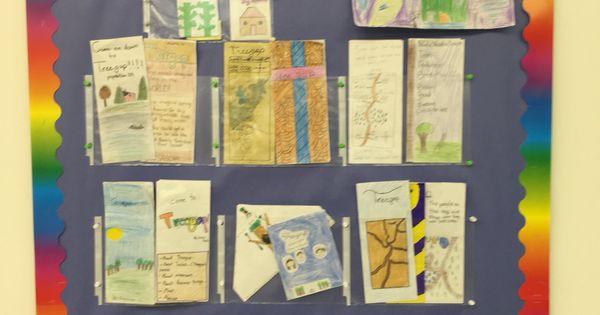 Classroom Ideas Middle School ~ Tuck everlasting treegap travel brochure students