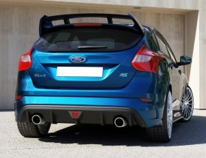 Ford Focus 3 Rs Look Rear Bumper Ford Focus Ford Focus 3 Ford