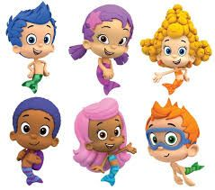 Image Result For Bubble Guppies Characters Bubble Guppies Costume Bubble Guppies Birthday Party Bubble Guppies Birthday