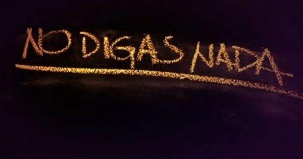 Cali Y El Dandee No Digas Nada Déjà Vu Lyric Video Cómo Me Gusta Gracias A Mi Mayor Music For You Vevo Lyrics