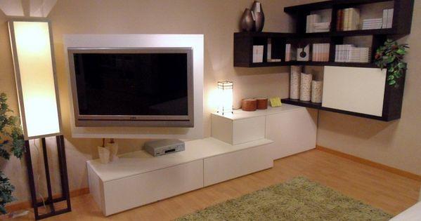 Soggiorno Link Free moderno componibile orientabile - DIOTTI A Arredamenti  Interiors ...