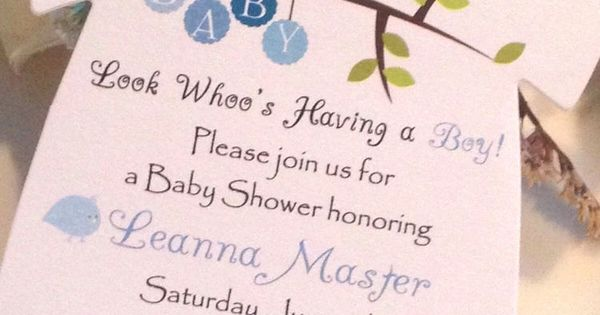 Baby Shower For Boy Invitations with adorable invitations ideas