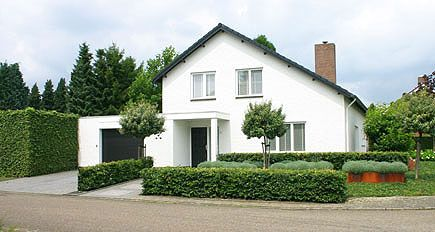 Tuinarchitect for Voortuin modern