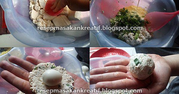 Cara Membuat Tahu Rambutan Resep Tahu Sosis Telur