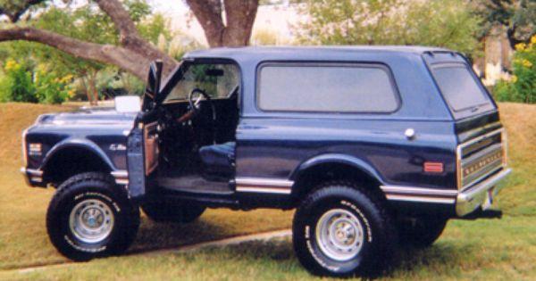 Chevy Blazer Chevy Trucks Trucks Chevy