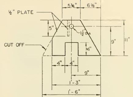 Build an overhead hoist crane ideas for shop for How to make a blueprint
