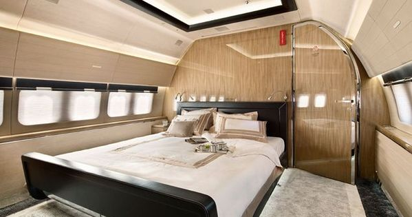 les plus beaux int rieurs de jets priv s en 2013 fancy. Black Bedroom Furniture Sets. Home Design Ideas