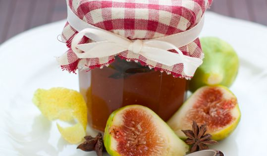 Fig jam, Star anise and Stars on Pinterest