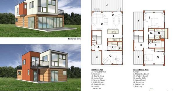 Shipping Container House Floor Plans Floor Plans