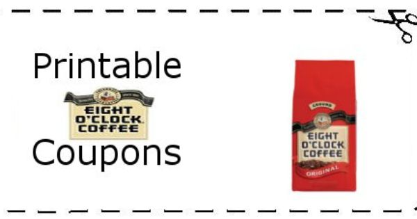 8 O Clock Coffee Grocery Coupons Coupons Grocery