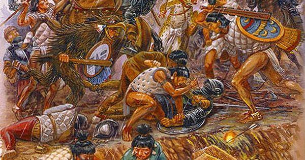 Aztecs & Spanish Conquistadors,