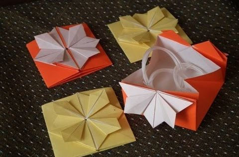 Japanese Traditional ORIGAMI
