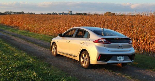 2017 Hyundai Ioniq Electric Review A Discount Club Membership Roadside Service Hyundai Electric Car Charging