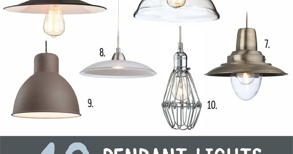 10 Awesome Pendant Lights Under GBP50